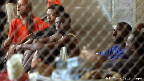 Gefängnis in New Orleans
