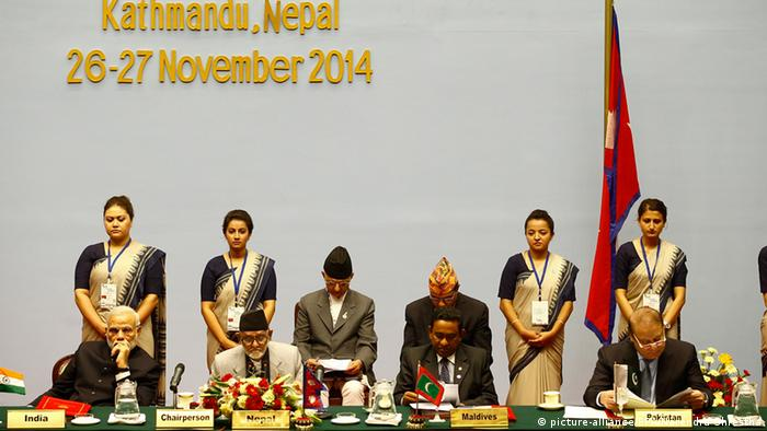 SAARC Summit Nepal Kathmandu 2014