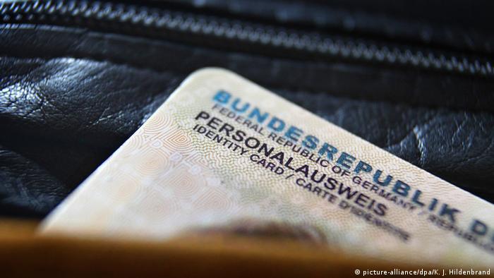 Когда получают паспорт в Германии
