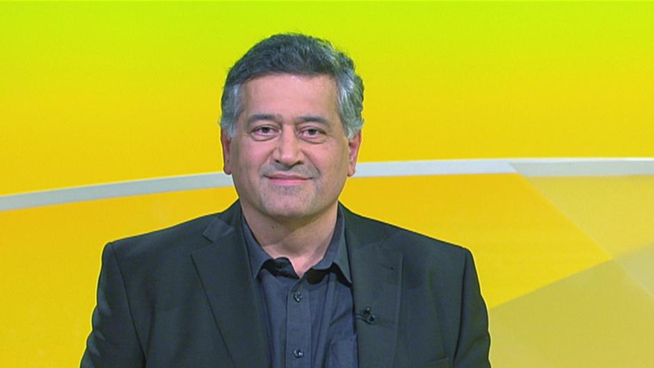 Hiv And Aids Dr Keikawus Arasteh In The In Good Shape Interview Our Experts Dw 27 11 2014