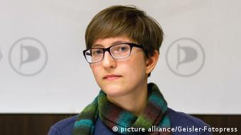 German Pirate MEP Julia Reda