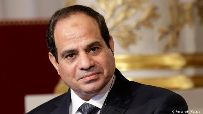Al-Sisi bei Hollande 26.11.2014