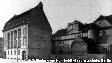 Archivaufnahme der Schinkel-Oberschule Berlin