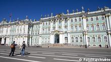 Russland Ermitage Sankt Petersburg