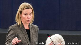 Federica Mogherini HR EU 26.11.2014