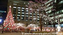 Christkindlmarket Chicago USA Richard J. Daley Plaza