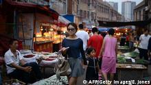 Symbolbild China Frauen Alltag 2013