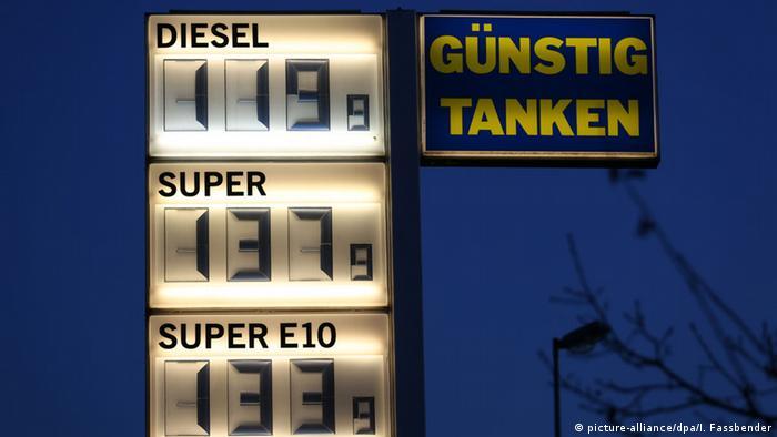 c1bbf5f28acee0 Kiedy najlepiej tankować paliwo w Niemczech? Urząd Antykartelowy ...