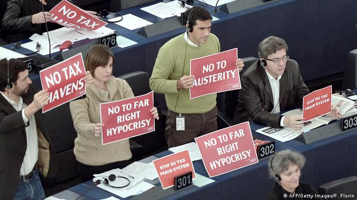 Juncker Vertrauensvotum im EU-Parlament 27.11.2014