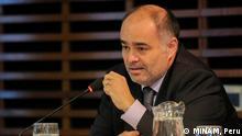Gabriel Quijandría Präsident des Weltklimagipfels COP20