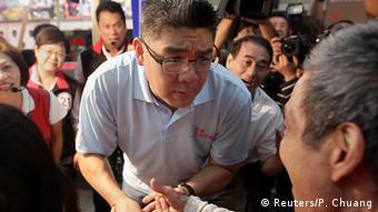 Sean Lien Bürgermeister Kandidat für Taipei