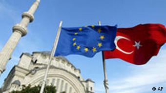 Jahresrückblick 2005 Oktober EU Türkei
