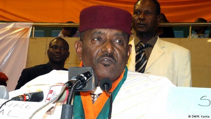 Niger - Politiker Albade Abouba