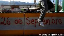 Symbolbild - Vermisste Studenten in Mexiko
