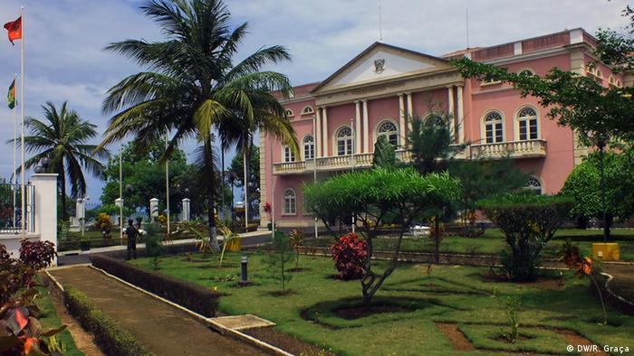 Galerie - São Tomé e Príncipe (DW/R. Graça)