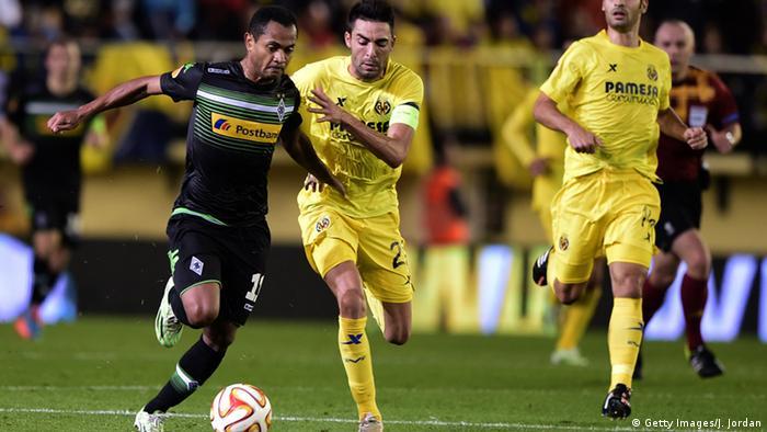 UEFA Europa League - Vfl Borussia Mönchengladbach gegen Villarreal CF