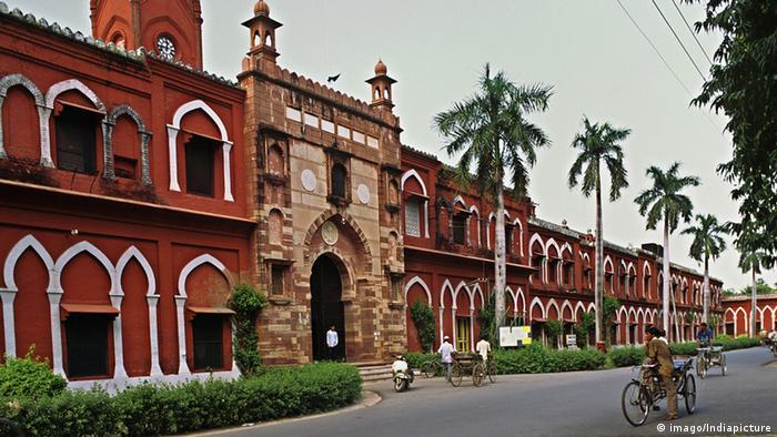 Aligarh Muslim University in Aligarh, Indien