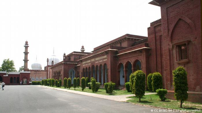 Aligarh Muslim University in Aligarh, Indien (CC BY-NC-SA 2.0/FullyFunctnlPhil)