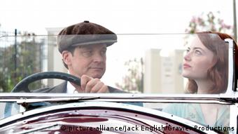 Szene aus neuem Woody Allen-Film Magic in the Moonlight EINSCHRÄNKUNG