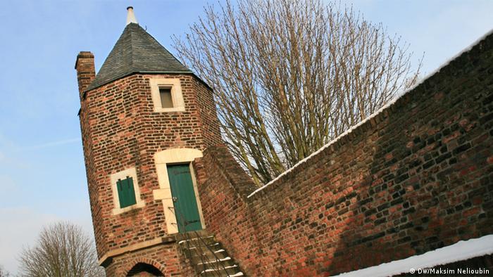 Сторожевая башенка Pfefferbüchsen (Перечница)