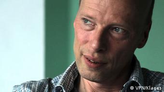 Thomas Mücke, Mitbegründer und Geschäftsführer des Violation Prevention Networks