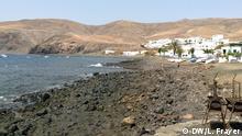 Ölförderung auf Lanzarote
