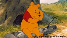 Winnie the Pooh in Walt Disney film (picture-alliance/dpa/B. Reisfeld)