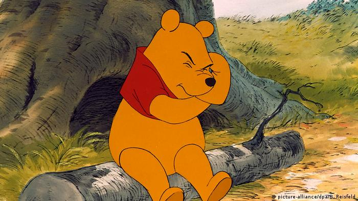 Disney version of Winnie-the-Pooh
