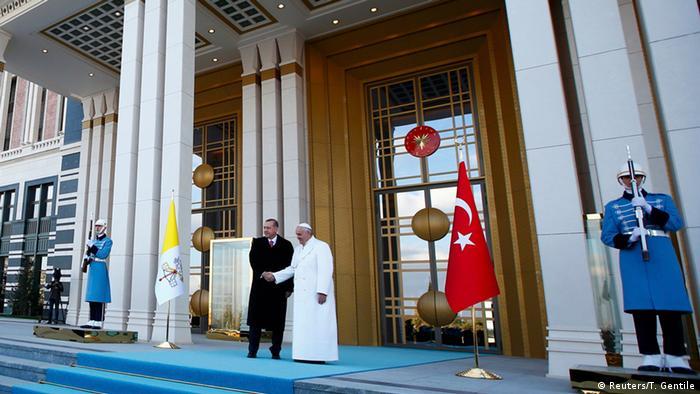 Papa Franjo i Erdogan