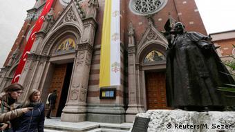 Katolička crkva Sv. Antuna u Istanbulu