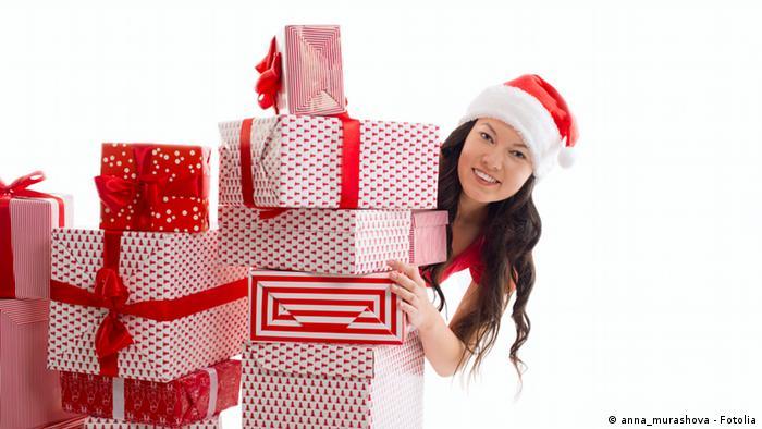 Рождественская подработка