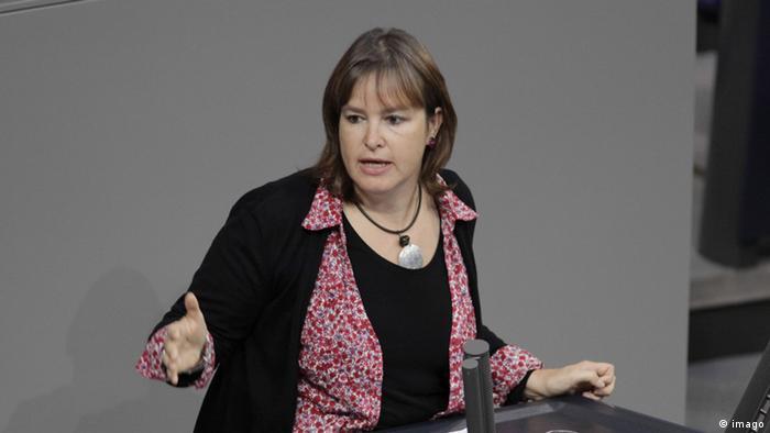 Heike Hänsel Die Linke im Bundestag Archiv 20.10.2011