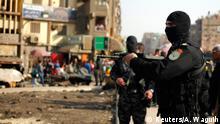Ägypten Polizei Proteste in Kairo 28.11.2014