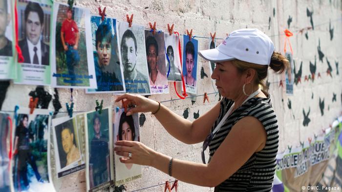 México: AI insta a presidente Peña a investigar 25.000 desapariciones