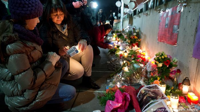 Offenbach Trauer um junge Frau nach Gewalttat 28.11.2014