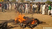 Nigeria Anschlag 28.11.2014