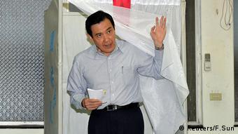 Wahlen in Taiwan 29.11.2014