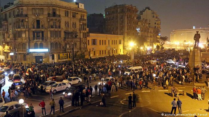 Оправдательный приговор для Хосни Мубарака и новая волна протестов в Египте