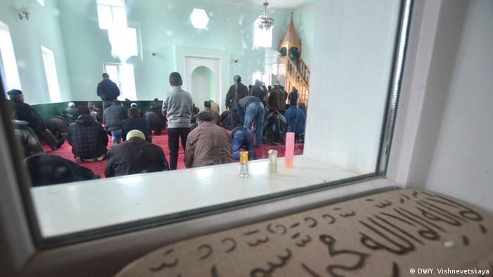 Мечеть у селищі Сари-Су