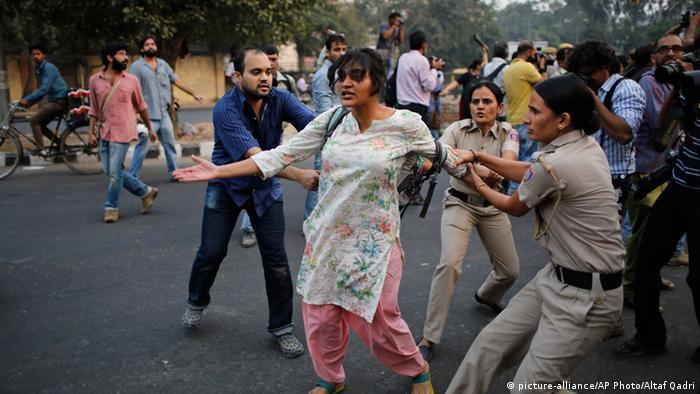 ভারতের 'কিস অফ লাভ' আন্দোলন