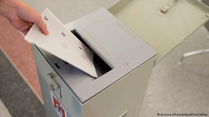 Referendum zur Zuwanderung in der Schweiz