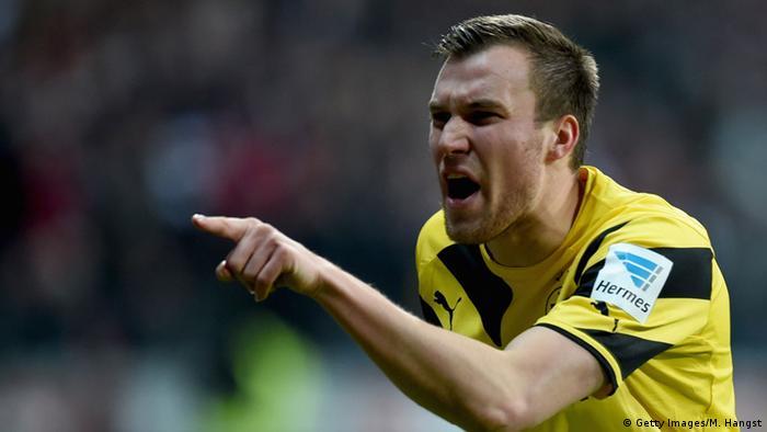 Fußball Bundesliga 13. Spieltag Borussia Dortmund gegen Eintracht Frankfurt