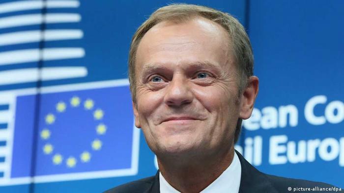 Президент Європейської Ради Дональд Туск узгодив з лідерами країн ЄС механізм подовження дії санкцій проти Росії