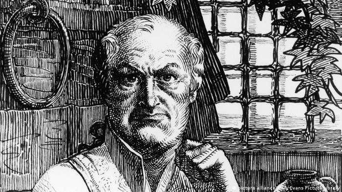 Marquis De Sade (Foto: Mary Evans Picture Library)