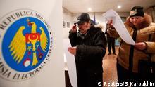 Wahlen Moldau 30.11.2014
