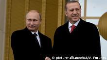 Putin bei Erdogan 01.12.2014