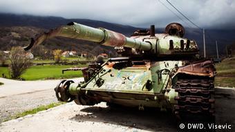 Απομεινάρια του πολέμου στη Βοσνία-Ερζεγοβίνη