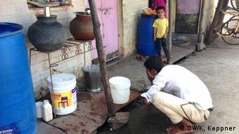 30 Jahre nach der Chemiekatastrophe von Bhopal, Indien