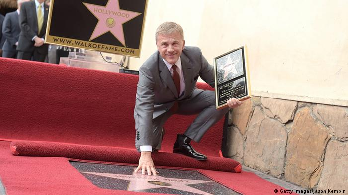 Hollywood Walk of Fame Christoph Waltz
