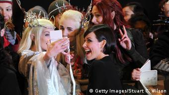 Premiere The Hobbit: The Battle Of The Five Armies in London